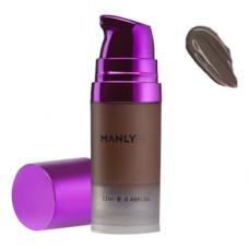 Manly PRO Тинт для бровей гелево-кремовый, суперстойкий серо-коричневый Brow tint ET04