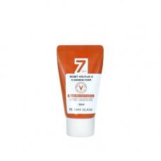 May Island Пенка для умывания с витаминами 7 Days Secret Vita Plus-10 Cleansing Foam