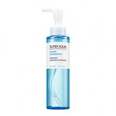 Гидрофильное масло для снятия макияжа и очищения кожи Missha Super Aqua Watery Cleansing Oil