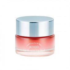Ночная маска для увлажнения и питания губ Petitfee Oil Blossom Lip Mask Camellia See