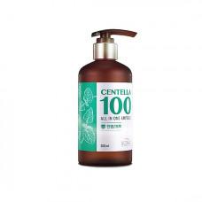 Ампула со 100% экстрактом центеллы азиатской для проблемной и чувствительной кожи Scinic Centella 100 All In One Ampoule