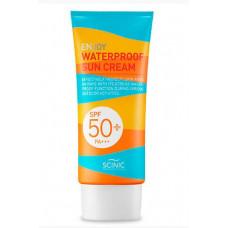 Солнцезащитный водостойкий крем Scinic Enjoy Waterproof Sun Cream SPF50+/PA+++