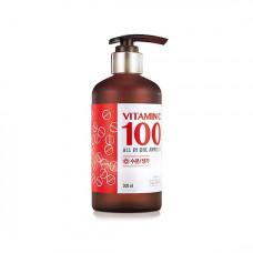 Ампула со 100% витамином С для тусклой и пигментированной кожи Scinic Vitamin C 100 All In One Ampoule