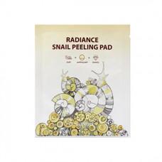 Пилинг-пэд с муцином улитки SeaNtree Radiance Snail Peeling Pad