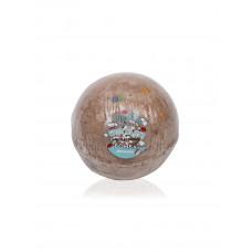 Ароматный бурлящий шар для ванны шоколад с орехом TASHA