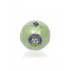 Ароматный бурлящий шар для ванны виноград TASHA