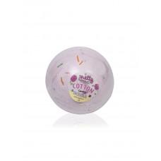 Ароматный бурлящий шар для ванны сахарная вата TASHA