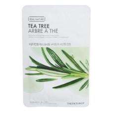 The face shop Маска для лица с экстрактом чайного дерева Real Nature Tea Tree Face Mask