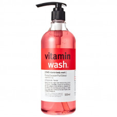 Гель для душа Гранат Evas Vitamin Wash Pomegranate