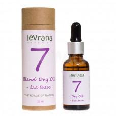 Levrana Сухое масло 7 для волос